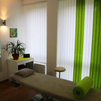 Behandlungsraum Physiotherapie